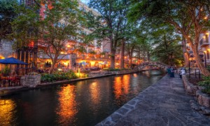 san antonio river walk picture
