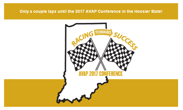 AVAP 2017 Conference - Racing Toward Success
